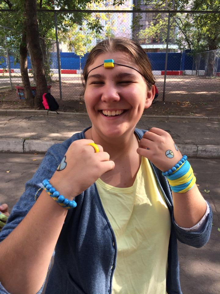Юні москвичі обирають синьо-жовту шкільну форму (фото)