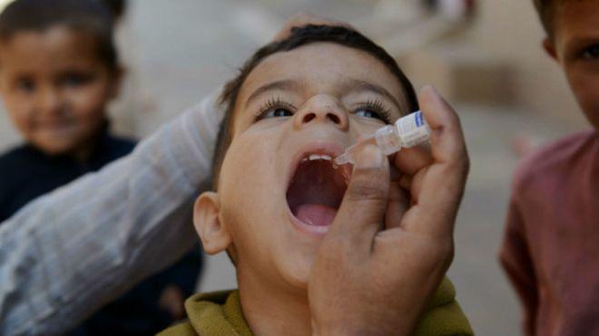 Україні загрожує надзвичайний стан через спалах поліомієліту