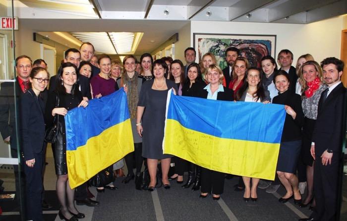Зустріч з Наталією Яресько, Міністром фінансів України, 16 березня 2015 Зустріч з Наталією Яресько, Міністром фінансів України, 16 березня 2015