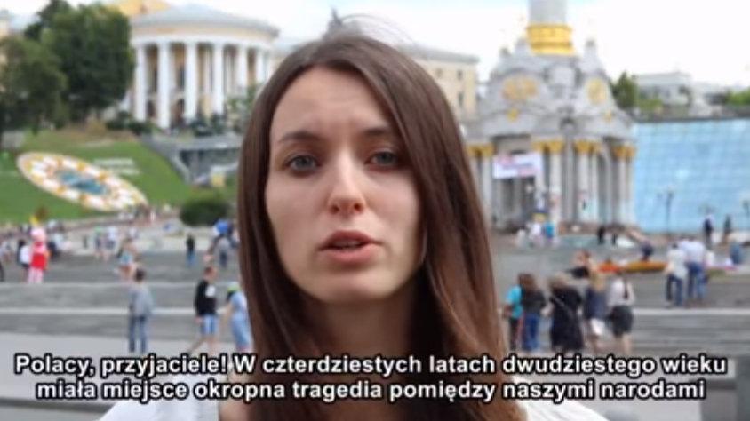 Молоді українці закликали польський народ до примирення